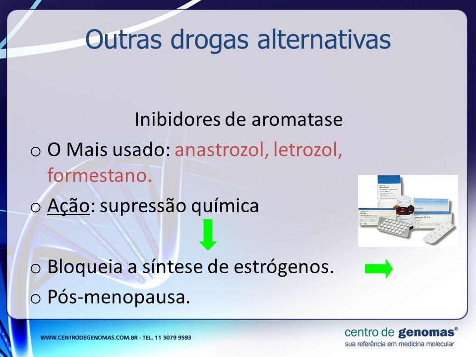 Outras drogas alternativas