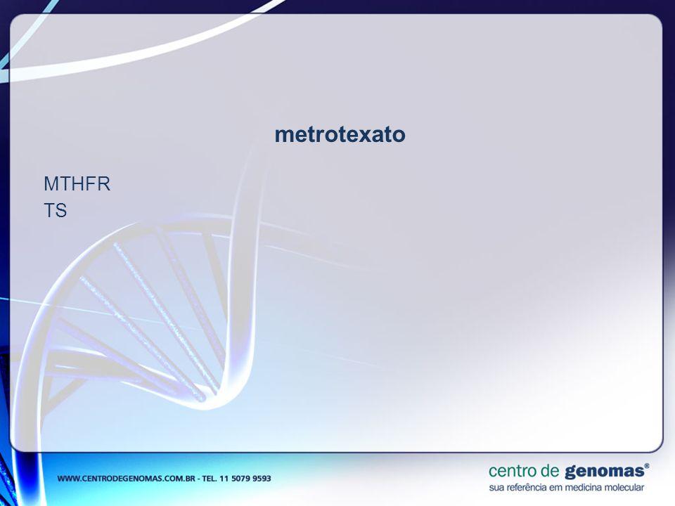 metrotexato MTHFR TS
