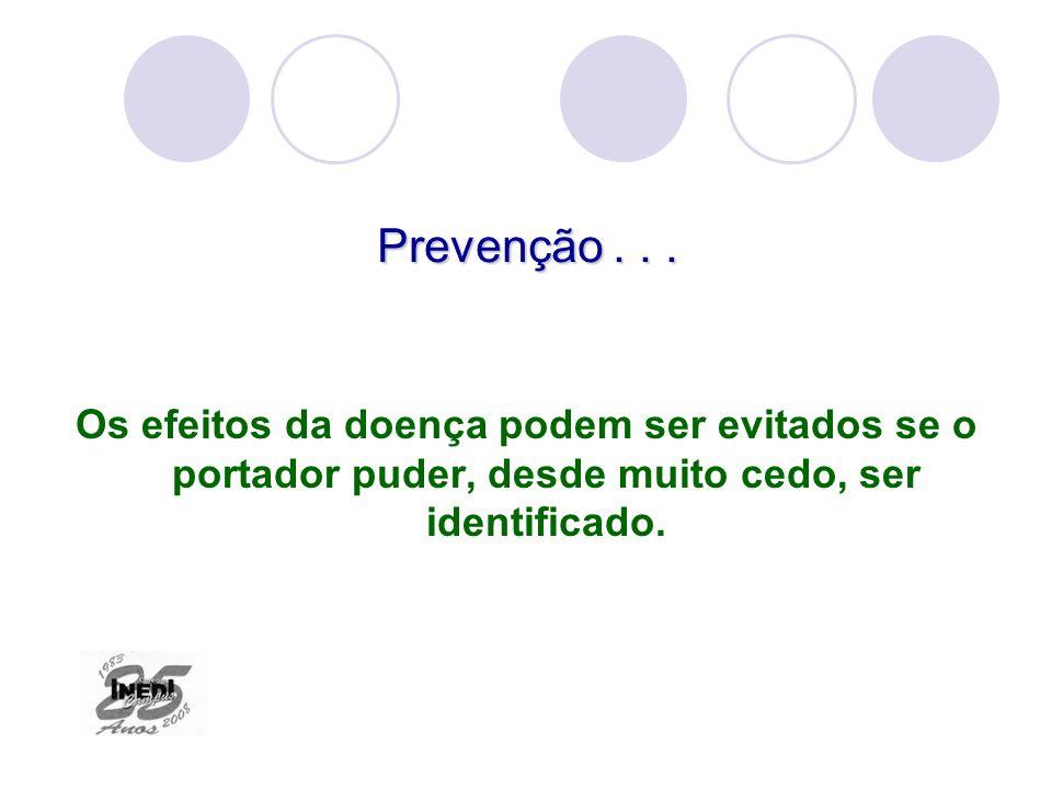 Prevenção .