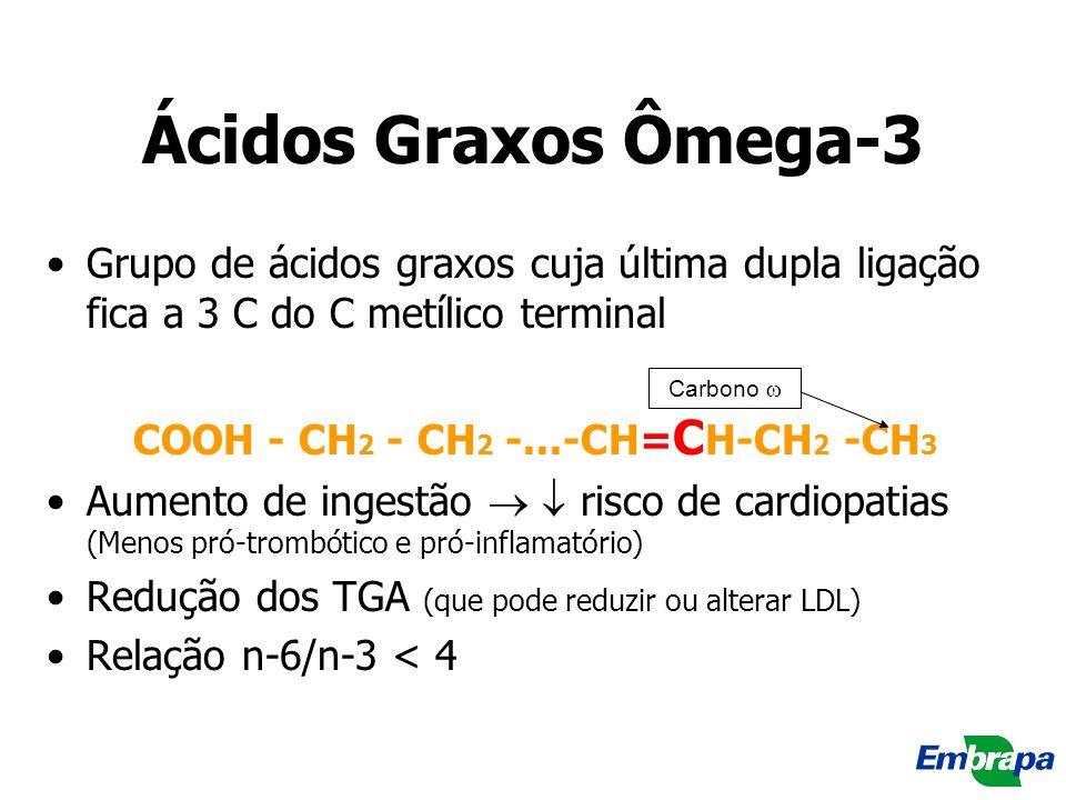 COOH - CH2 - CH2 -...-CH=CH-CH2 -CH3
