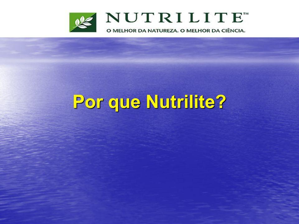 Por que Nutrilite