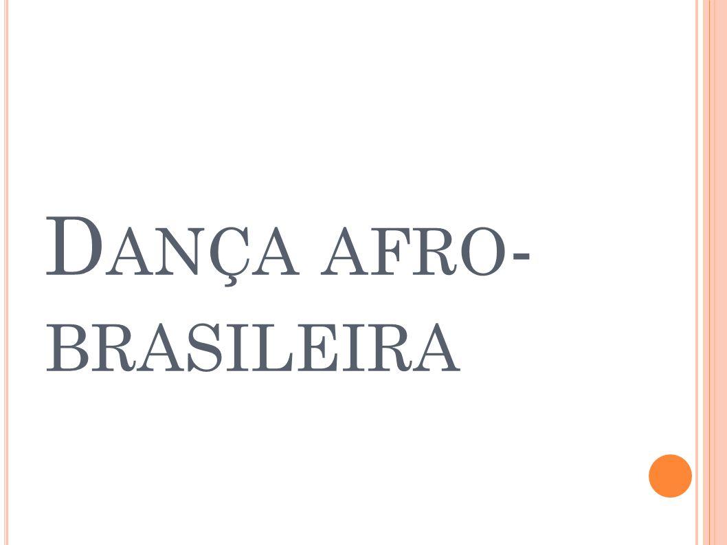 Dança afro-brasileira