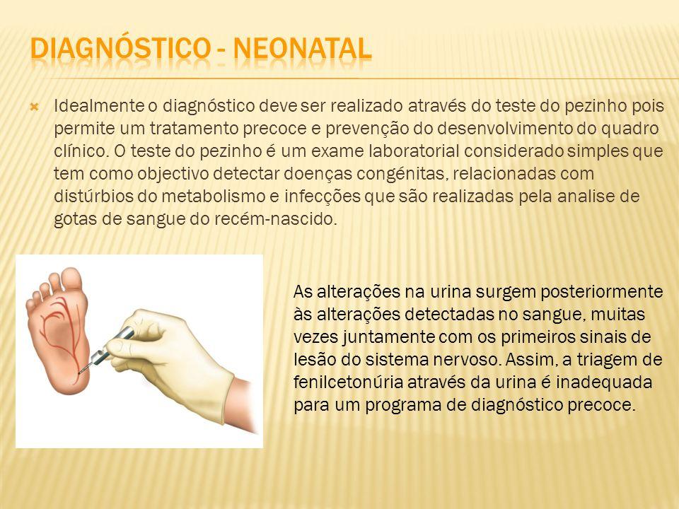 Diagnóstico - Neonatal