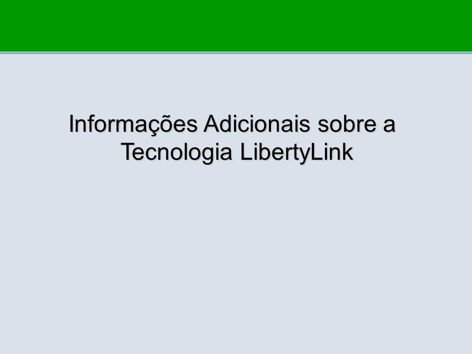 Informações Adicionais sobre a Tecnologia LibertyLink