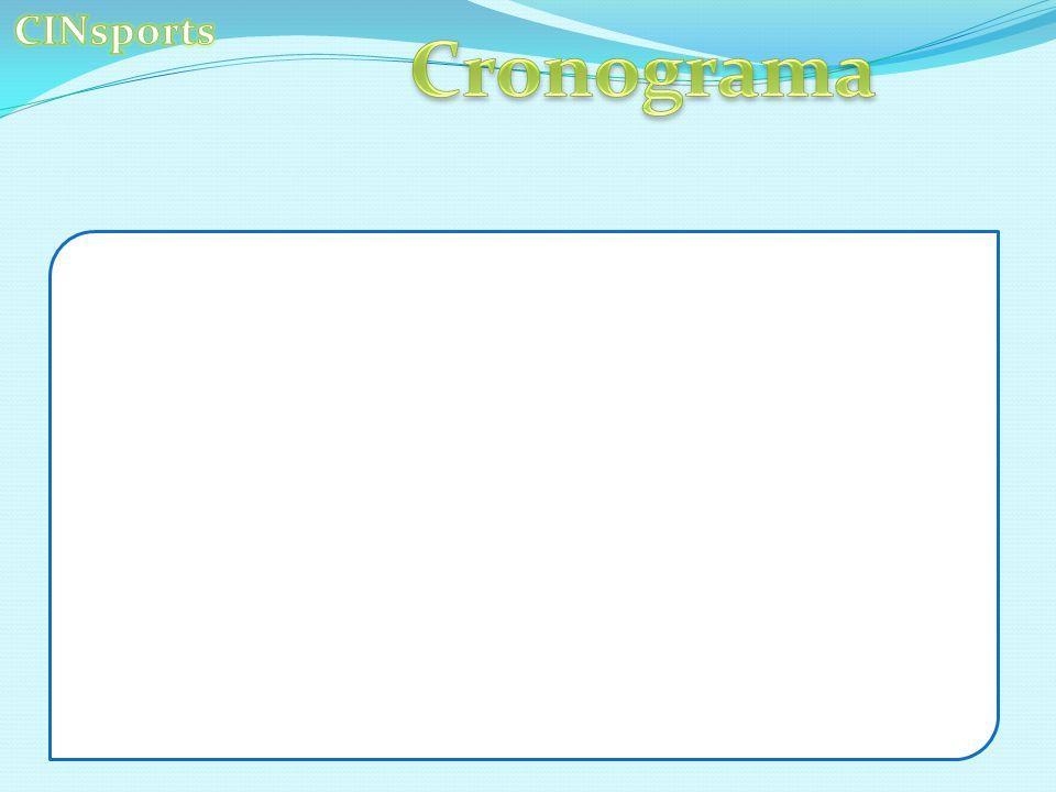 CINsports Cronograma -nomes- -fotos-