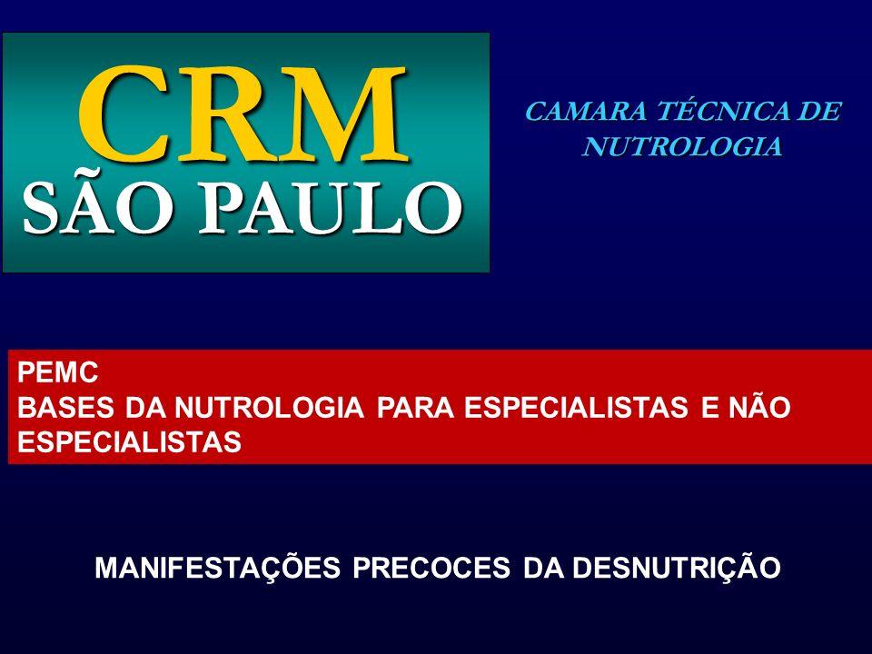 CAMARA TÉCNICA DE NUTROLOGIA