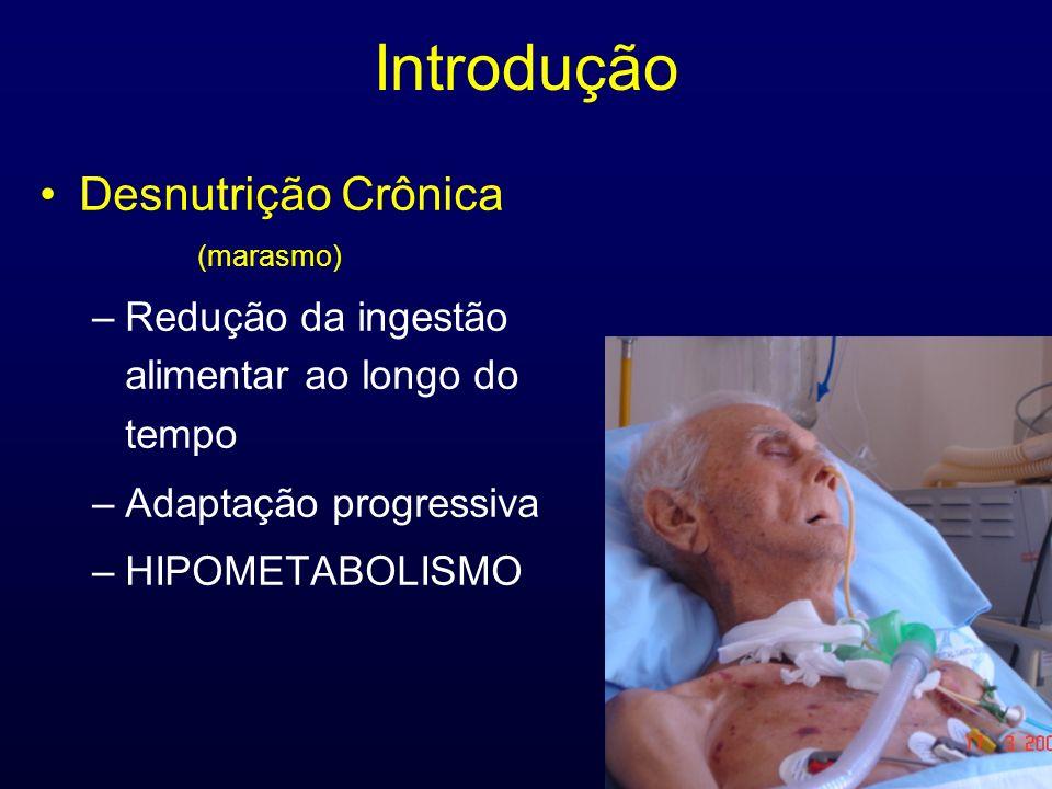 Introdução Desnutrição Crônica