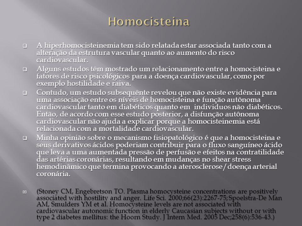 Homocisteina