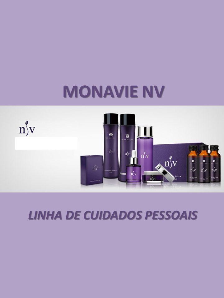 MONAVIE NV LINHA DE CUIDADOS PESSOAIS