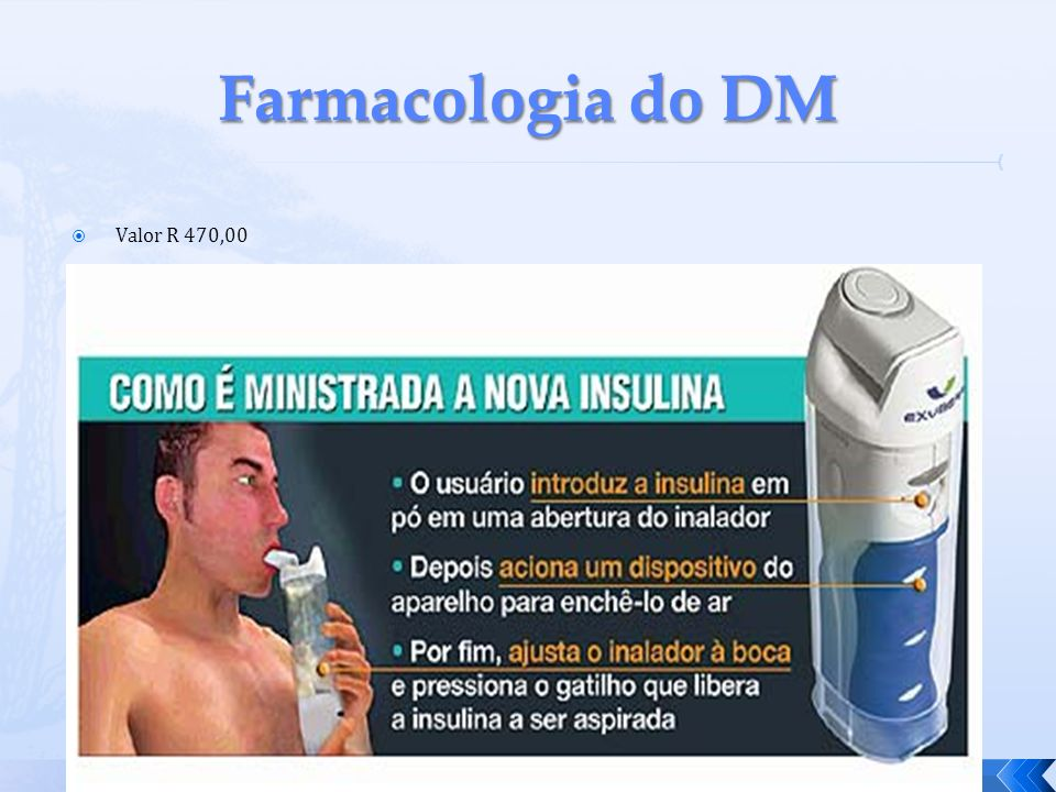 Farmacologia do DM Valor R 470,00