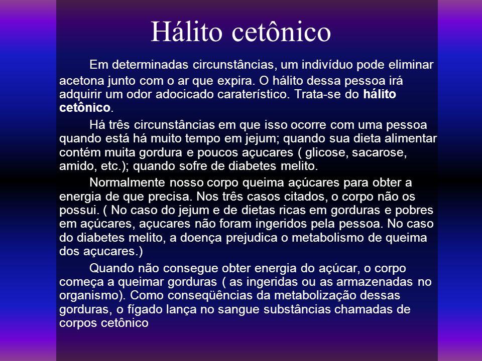 Hálito cetônico