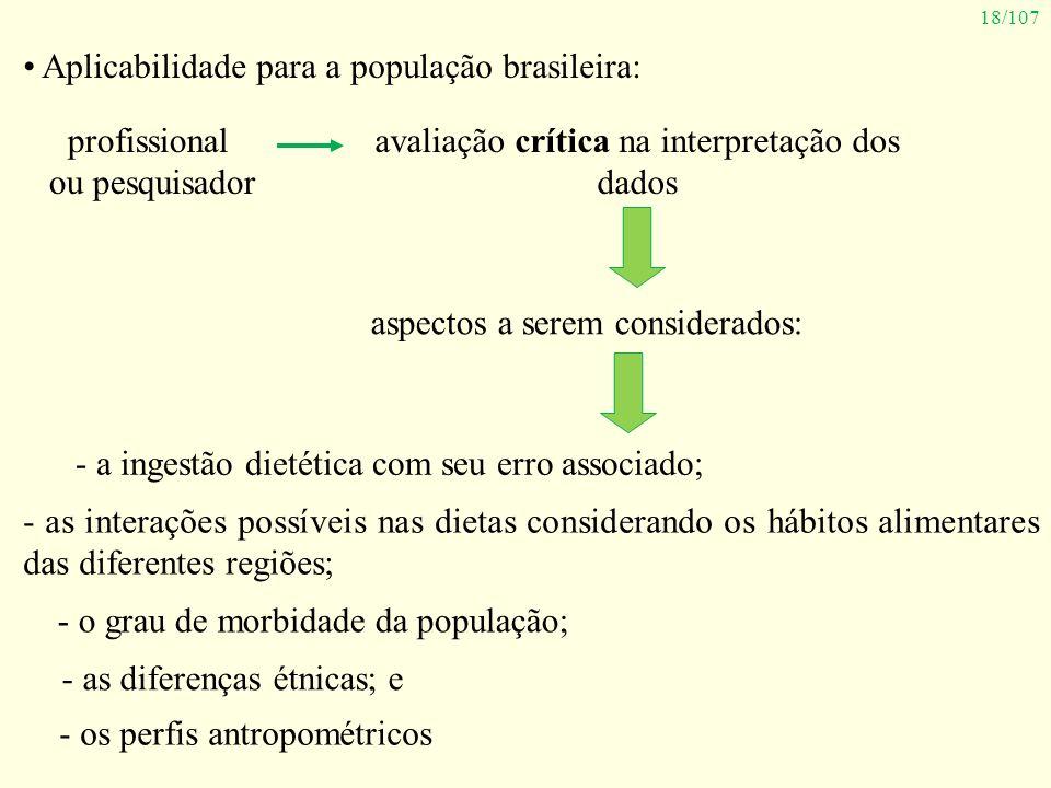 avaliação crítica na interpretação dos dados