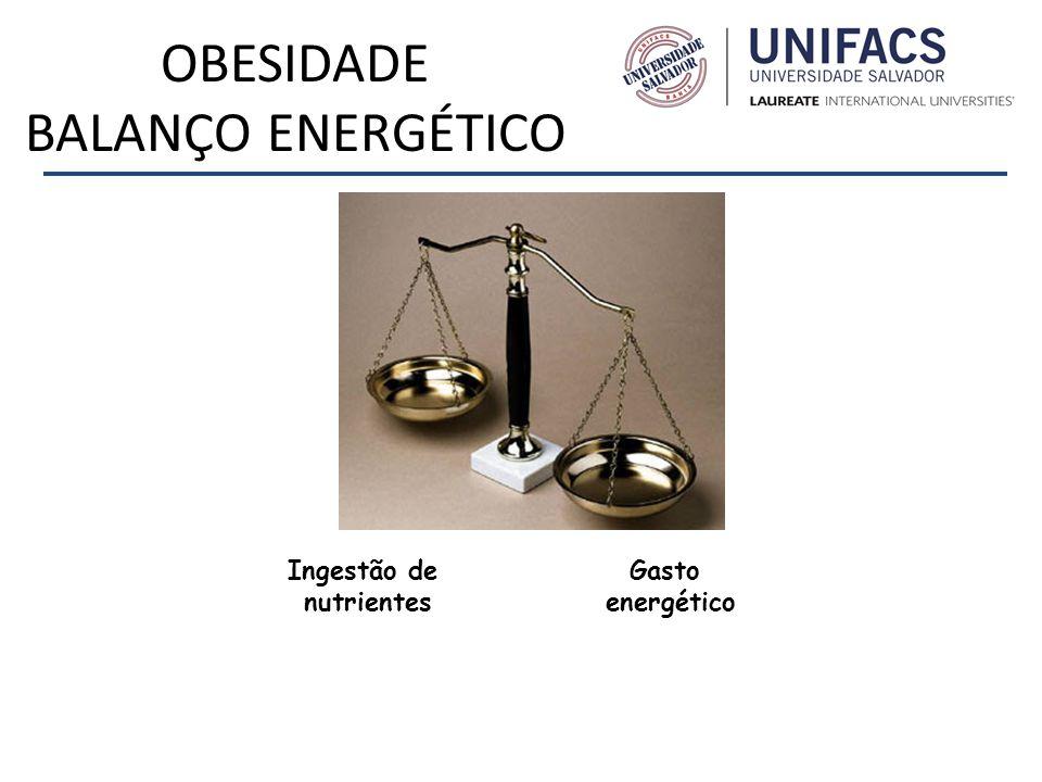 OBESIDADE BALANÇO ENERGÉTICO