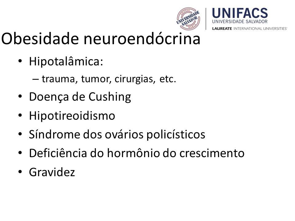Obesidade neuroendócrina