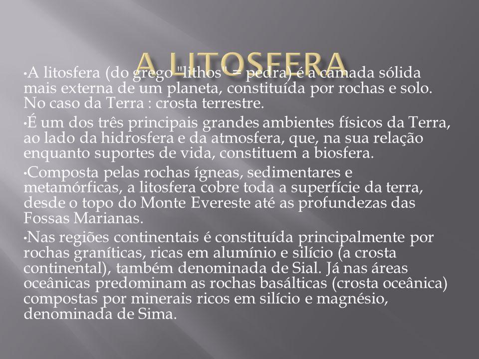 A Litosfera