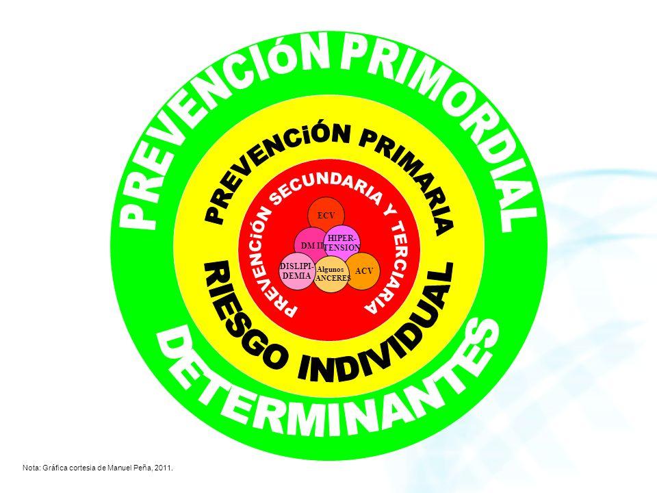 PREVENCIÓN PRIMORDIAL DETERMINANTES