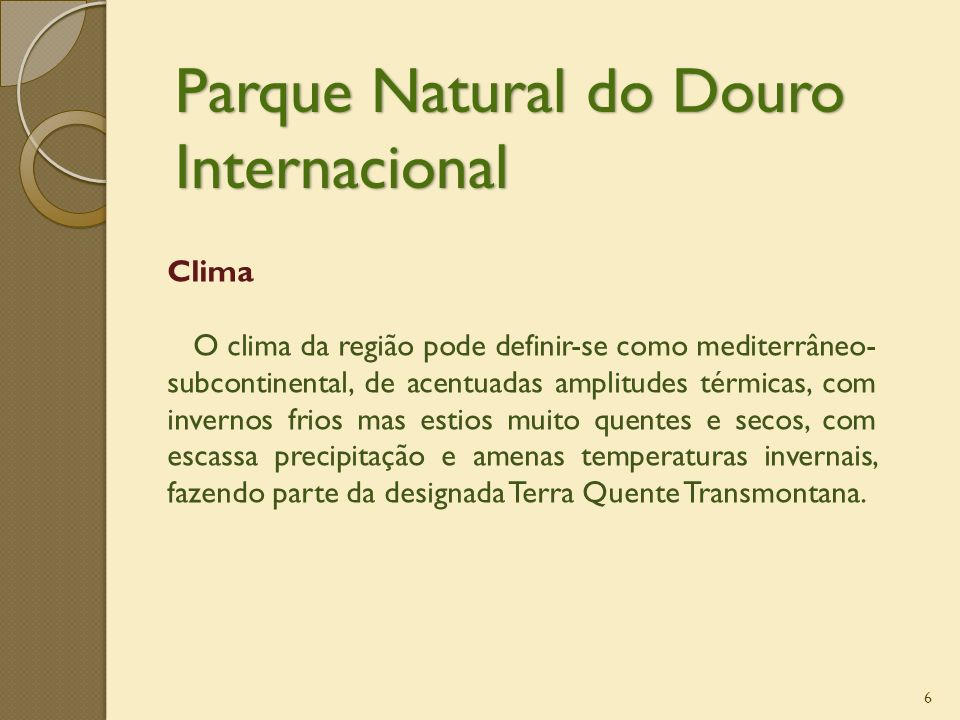 Parque Natural do Douro Internacional