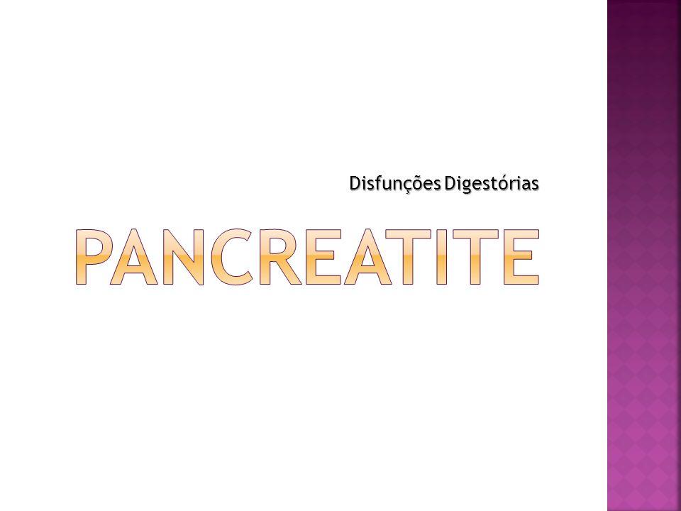 Disfunções Digestórias