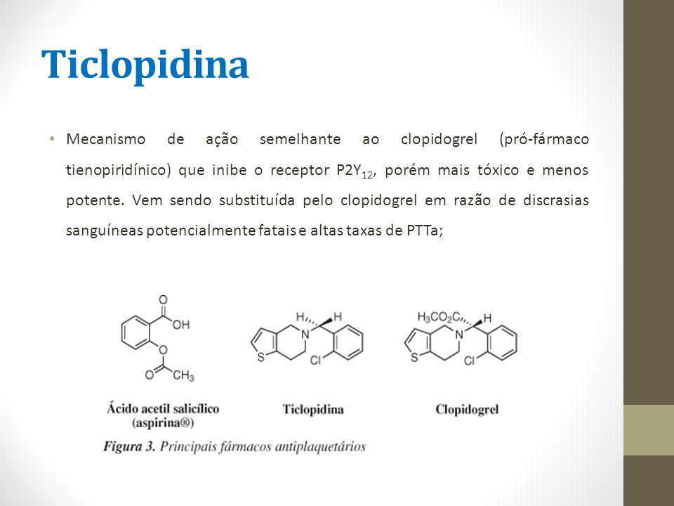 Ticlopidina