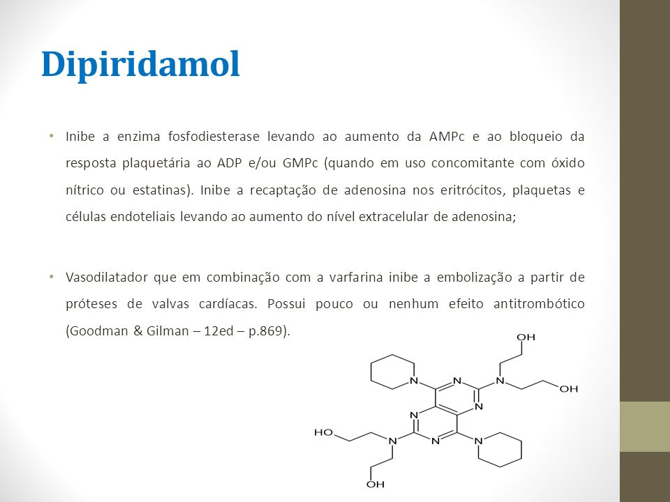 Dipiridamol