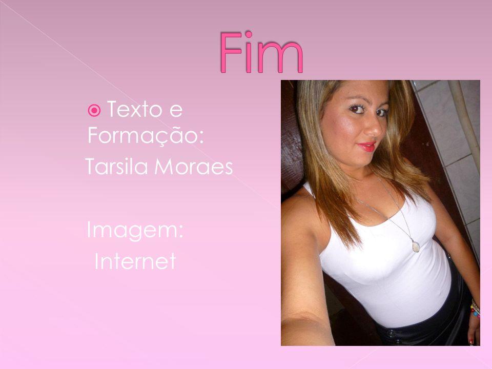 Fim Texto e Formação: Tarsila Moraes Imagem: Internet