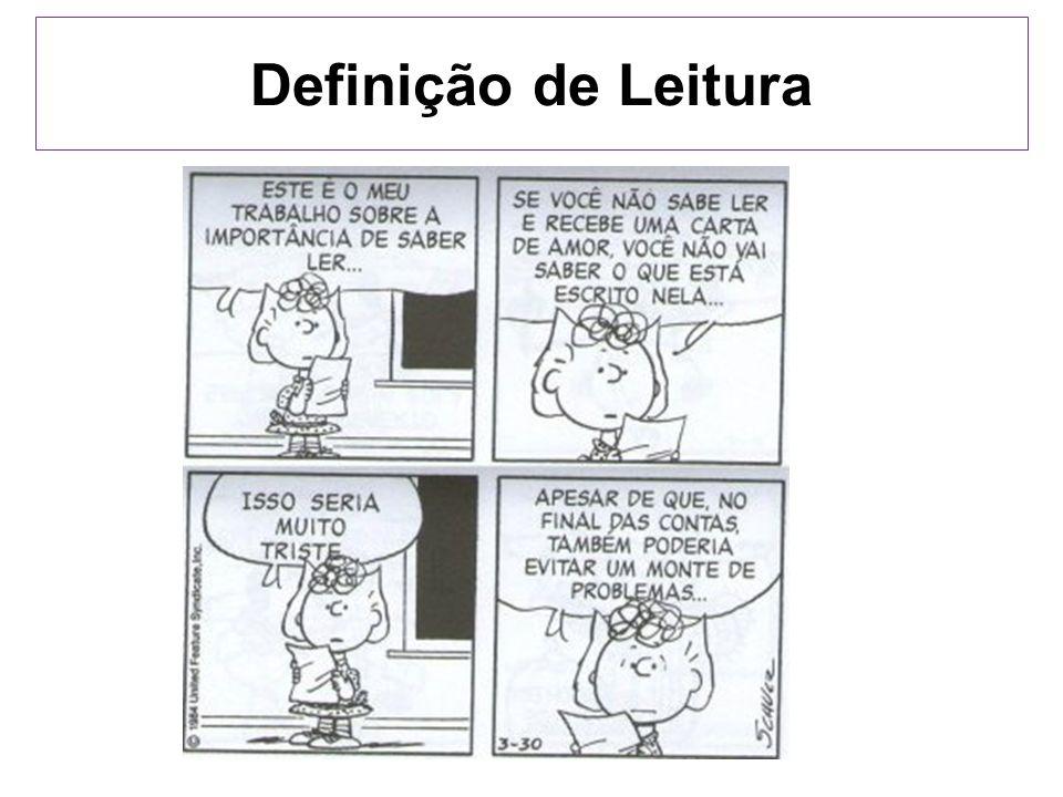 Definição de Leitura