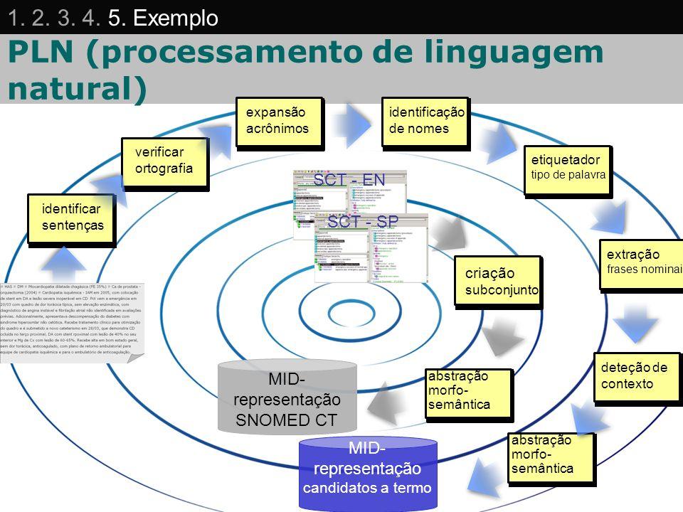 PLN (processamento de linguagem natural)