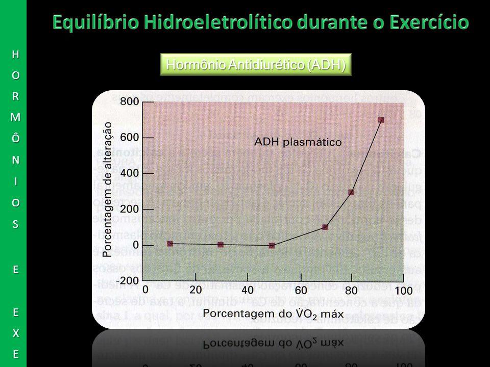 Equilíbrio Hidroeletrolítico durante o Exercício