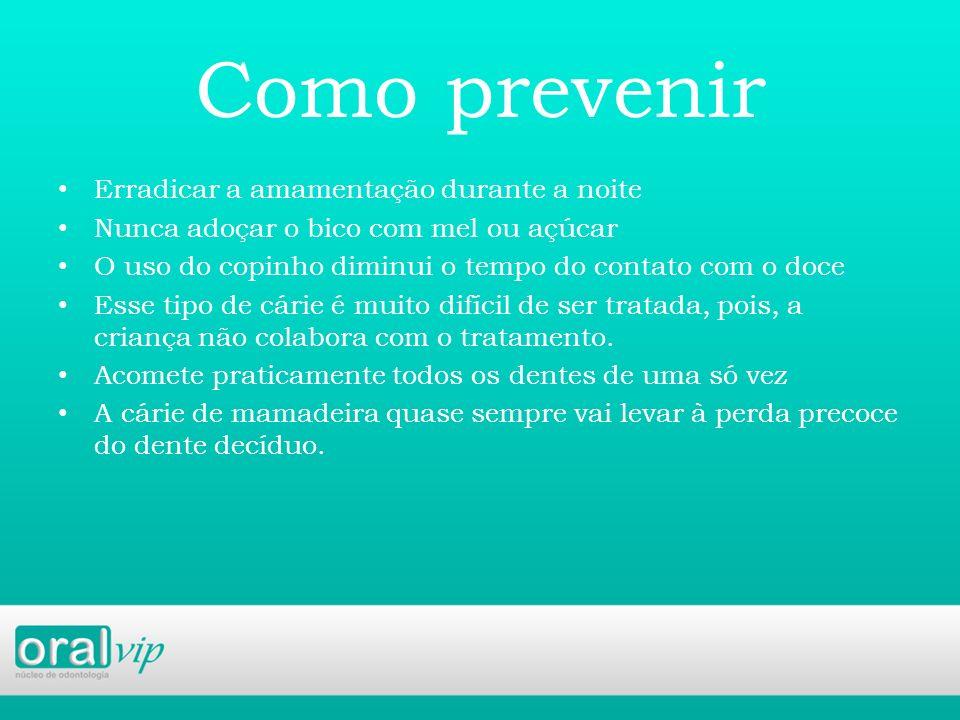 Como prevenir Erradicar a amamentação durante a noite