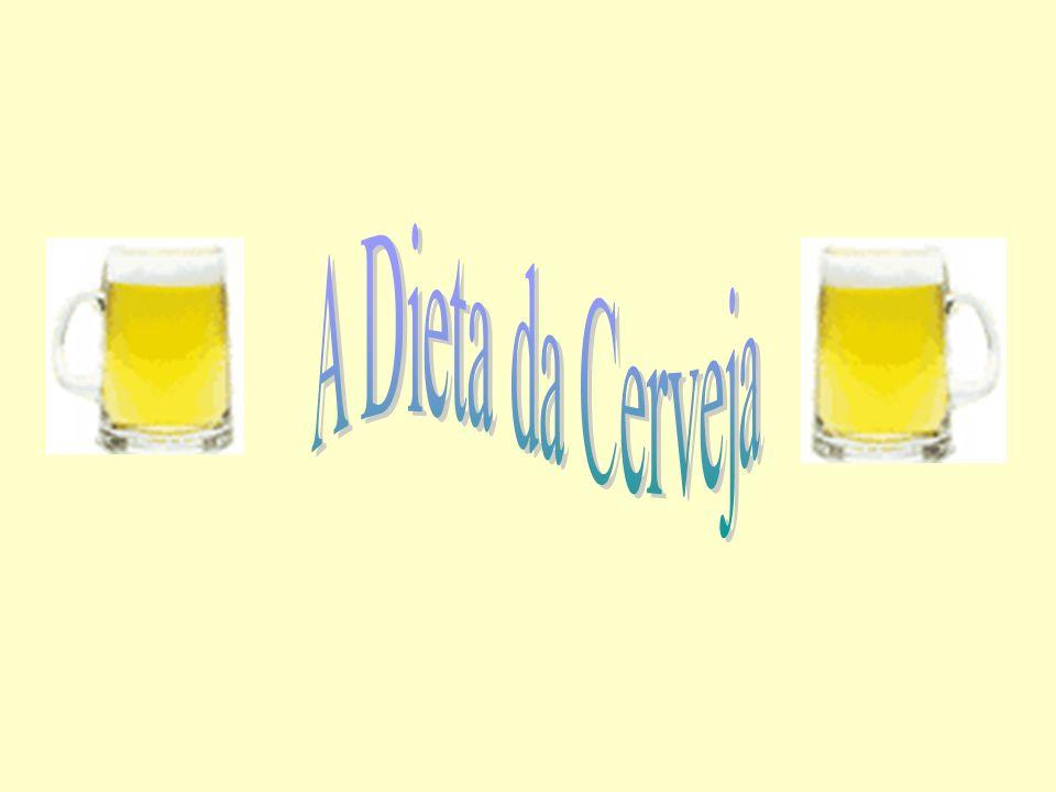 A Dieta da Cerveja