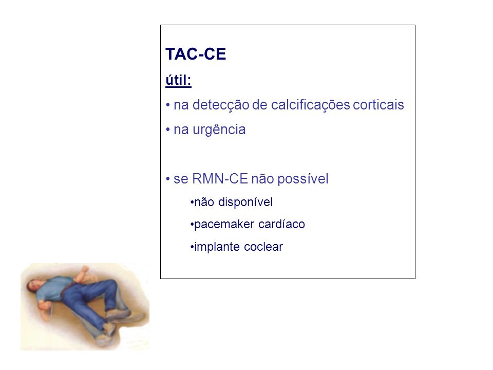 TAC-CE útil: na detecção de calcificações corticais na urgência
