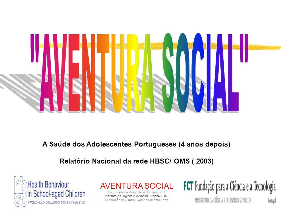 AVENTURA SOCIAL AVENTURA SOCIAL