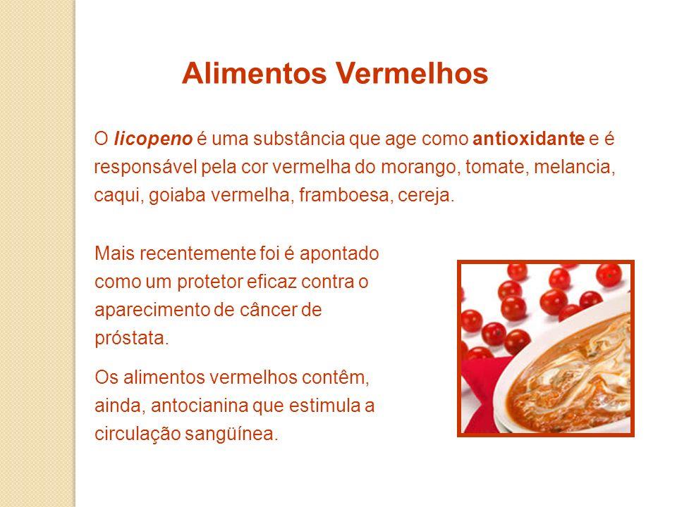 Alimentos Vermelhos