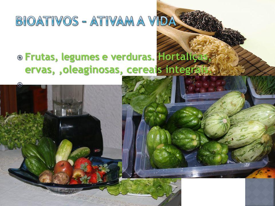 Bioativos – Ativam a Vida