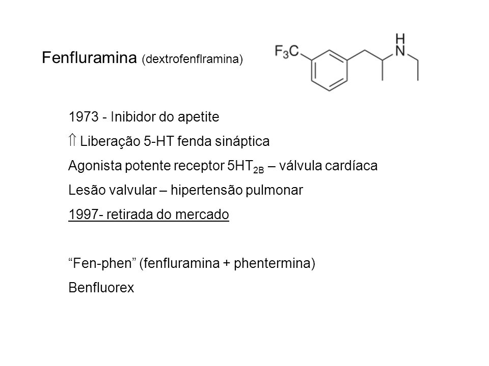 Fenfluramina (dextrofenflramina)