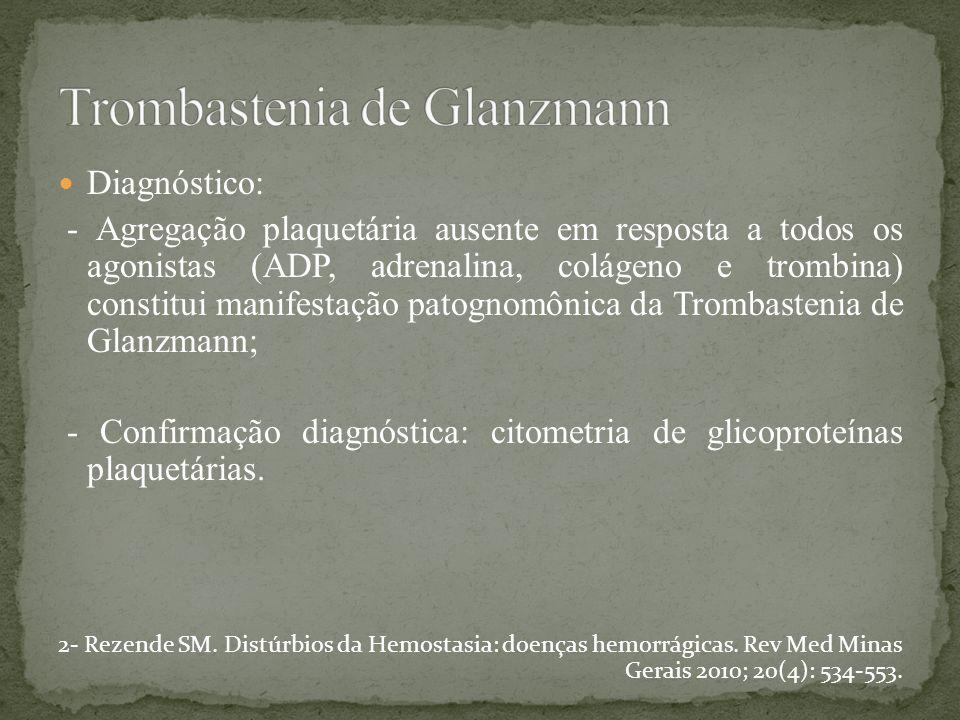 Trombastenia de Glanzmann