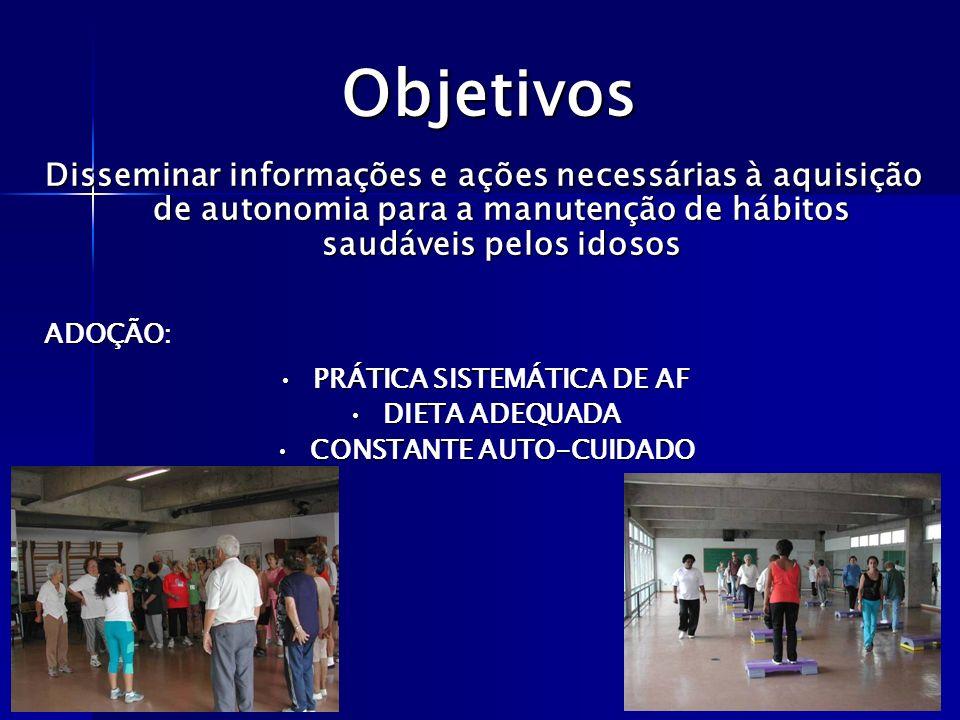 PRÁTICA SISTEMÁTICA DE AF CONSTANTE AUTO-CUIDADO