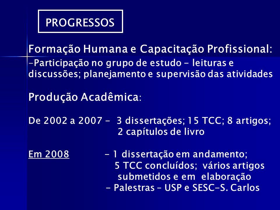 Formação Humana e Capacitação Profissional: