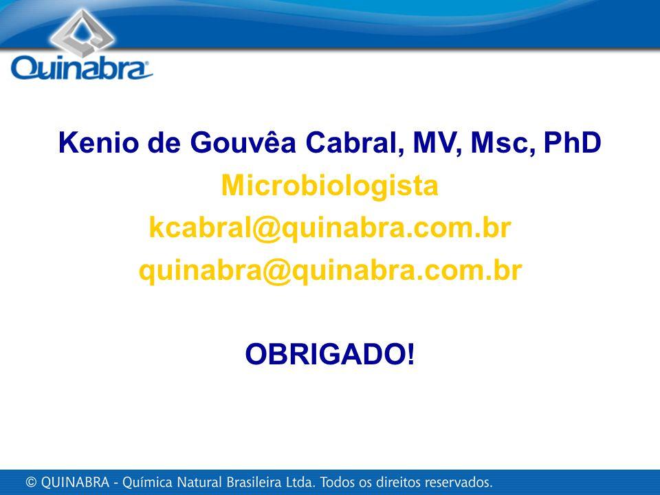 Kenio de Gouvêa Cabral, MV, Msc, PhD