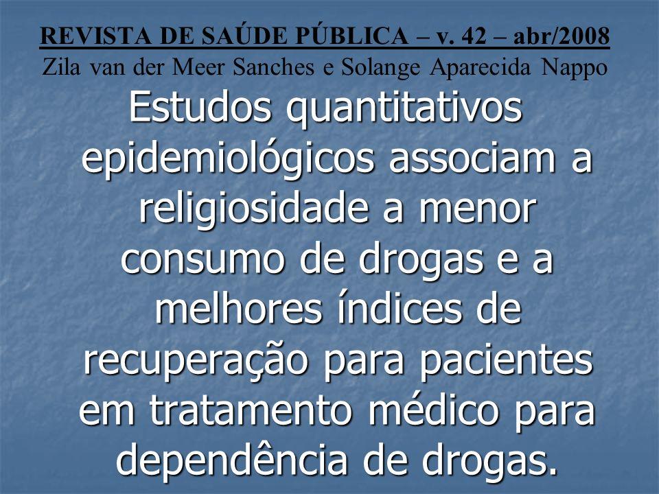 REVISTA DE SAÚDE PÚBLICA – v