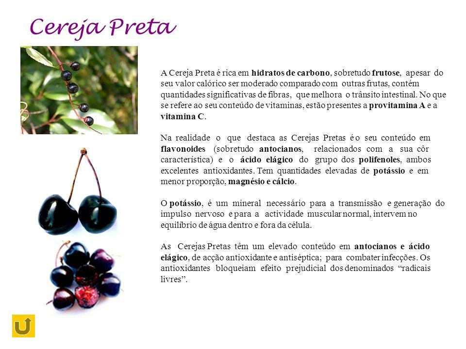Cereja Preta