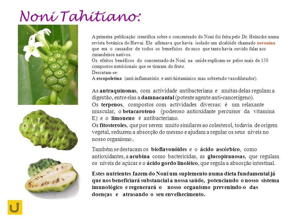 Noni Tahitiano: