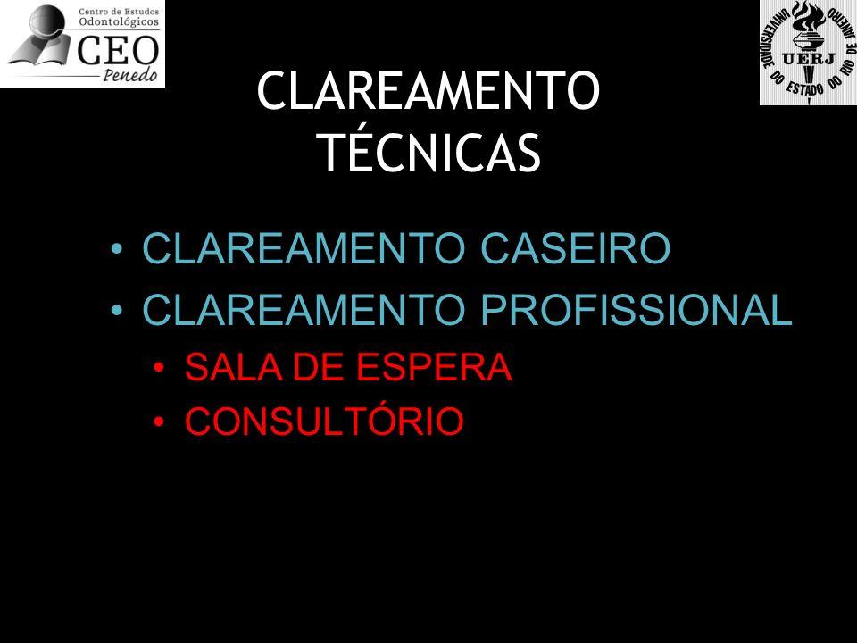 CLAREAMENTO TÉCNICAS CLAREAMENTO CASEIRO CLAREAMENTO PROFISSIONAL