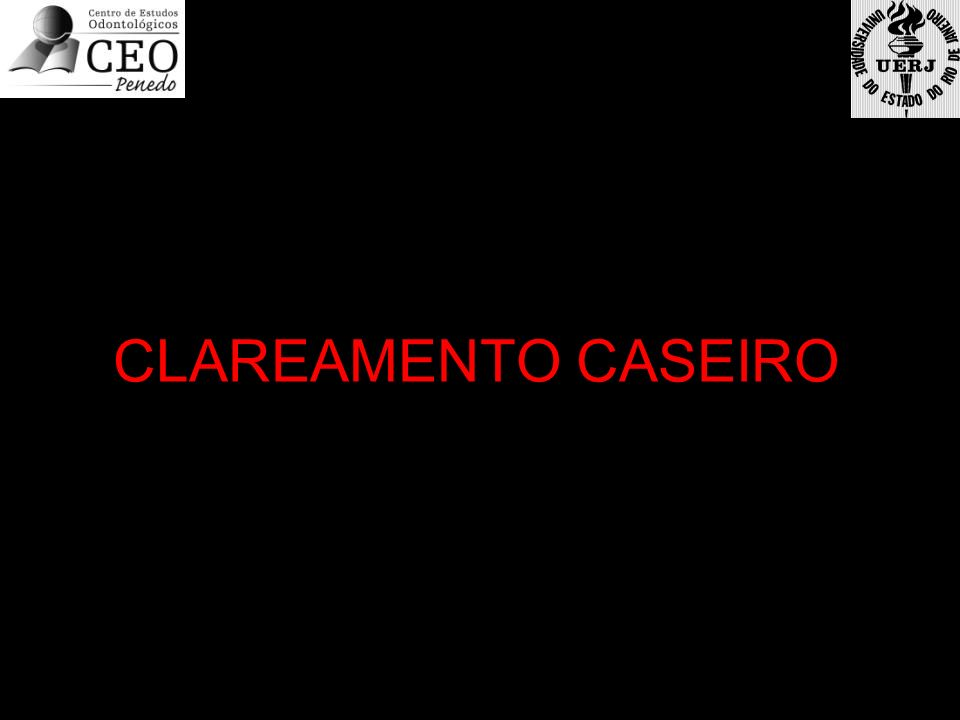 CLAREAMENTO CASEIRO