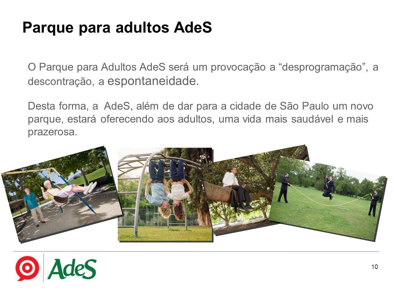 Parque para adultos AdeS