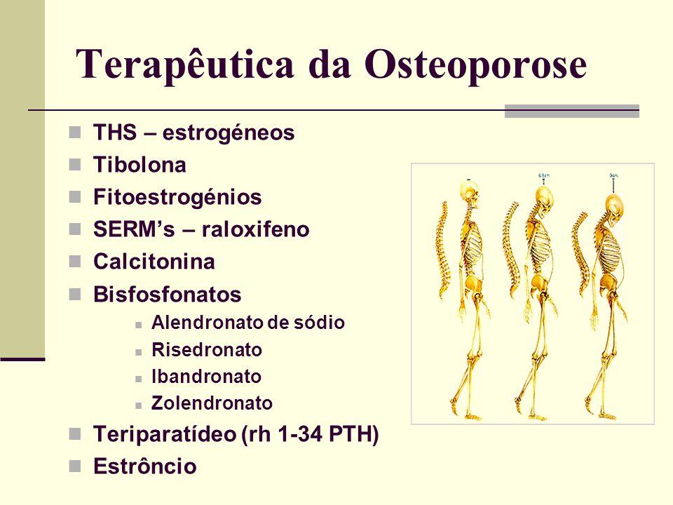 Terapêutica da Osteoporose