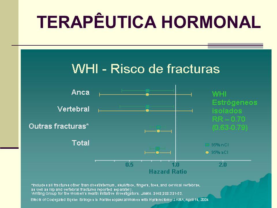 TERAPÊUTICA HORMONAL