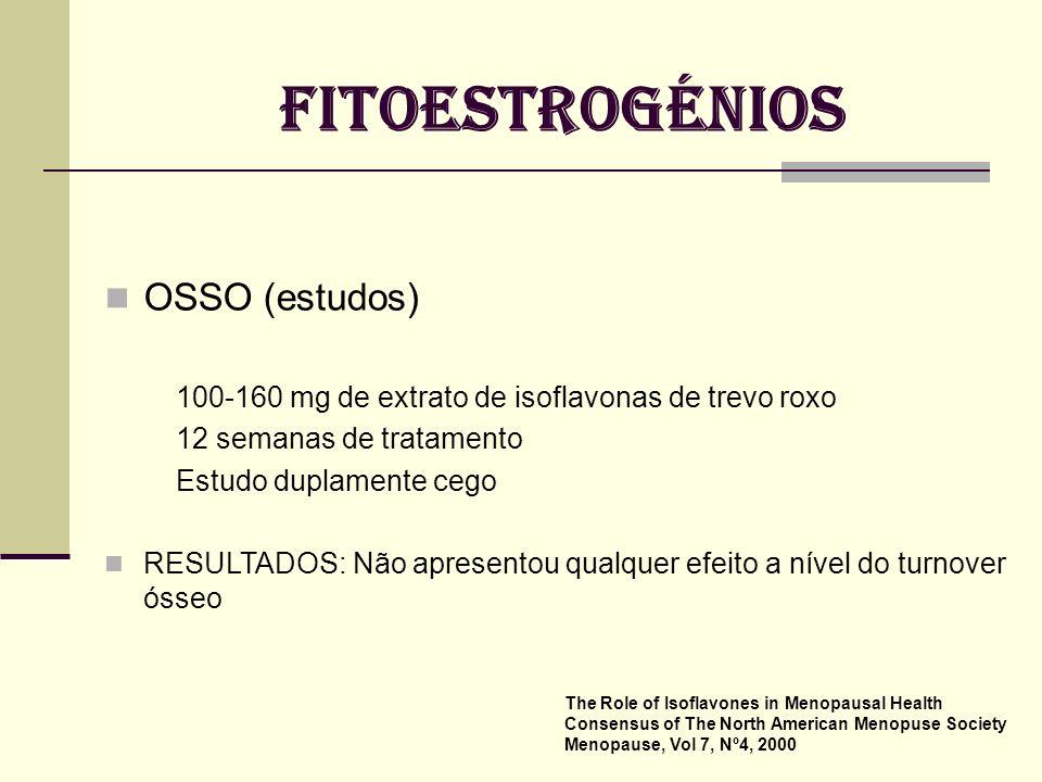 FITOESTROGÉNIOS OSSO (estudos)