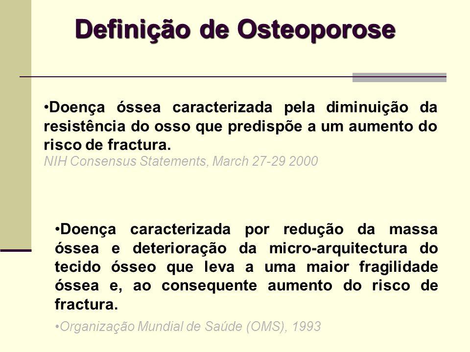 Definição de Osteoporose