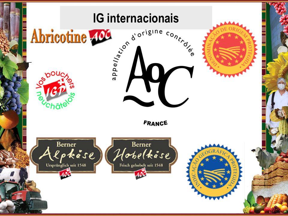 IG internacionais